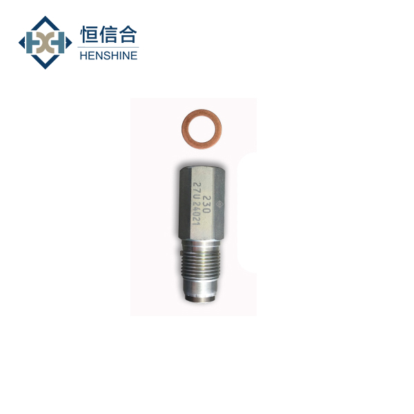 6C1Q9H321AB Diesel Common Rail Denso Pressure Relief Valve Limiting Valve